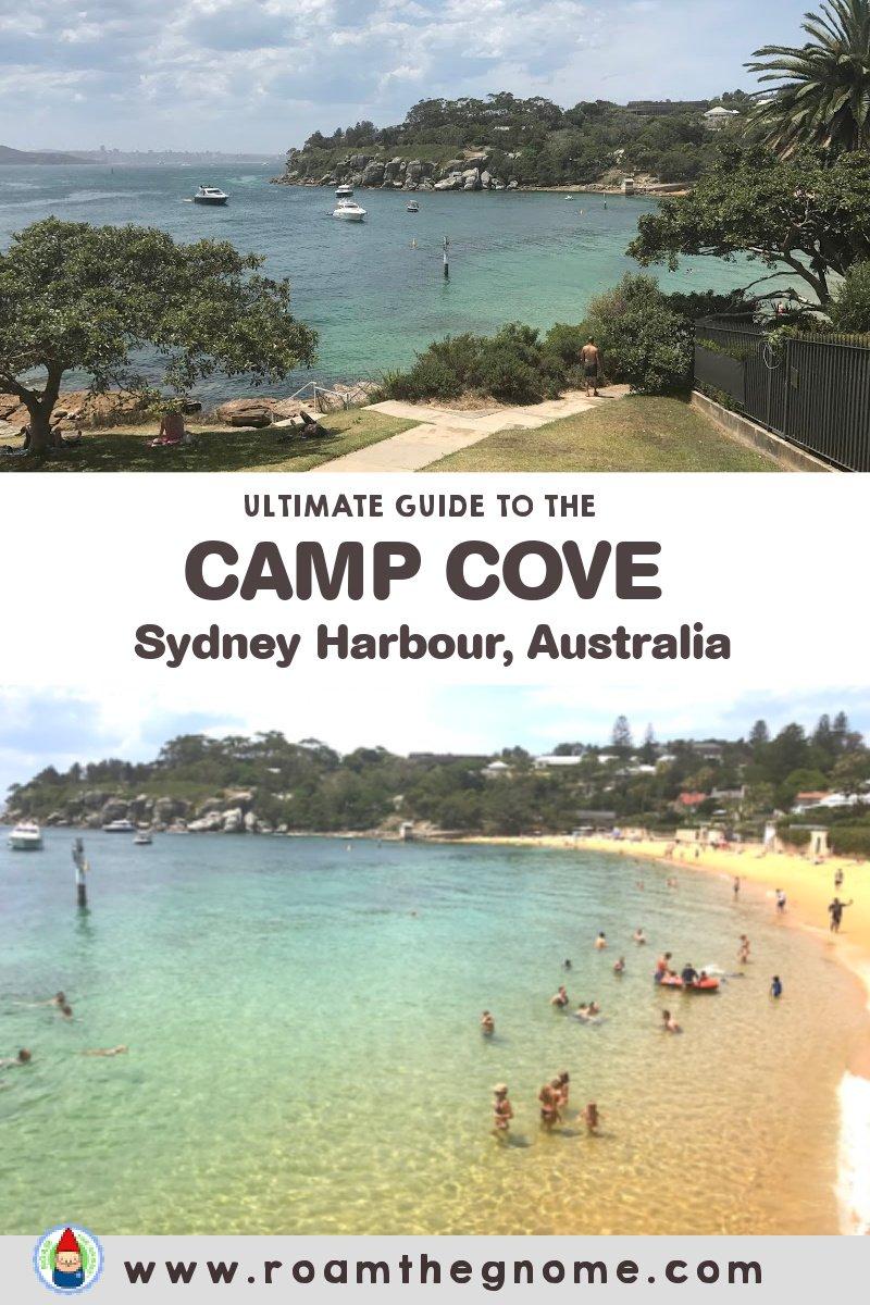 PIN camp cove sydney