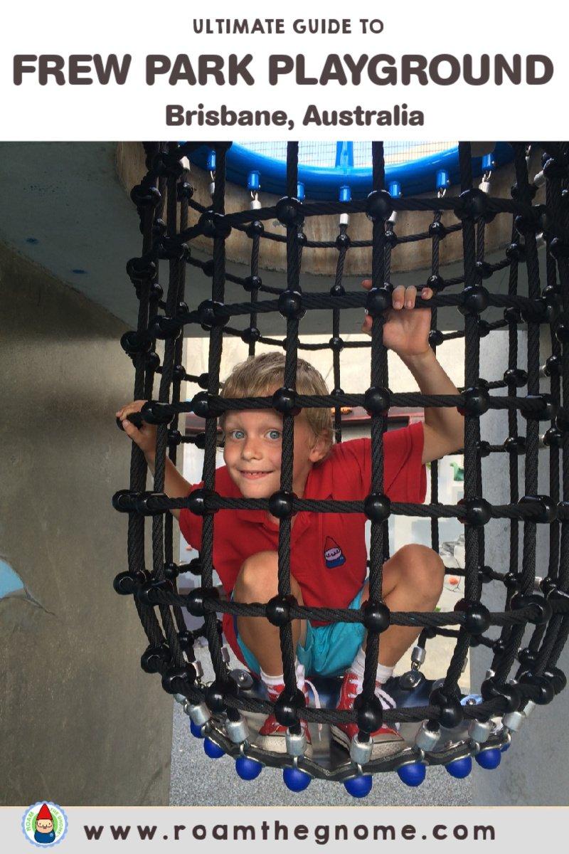 PIN frew park playground