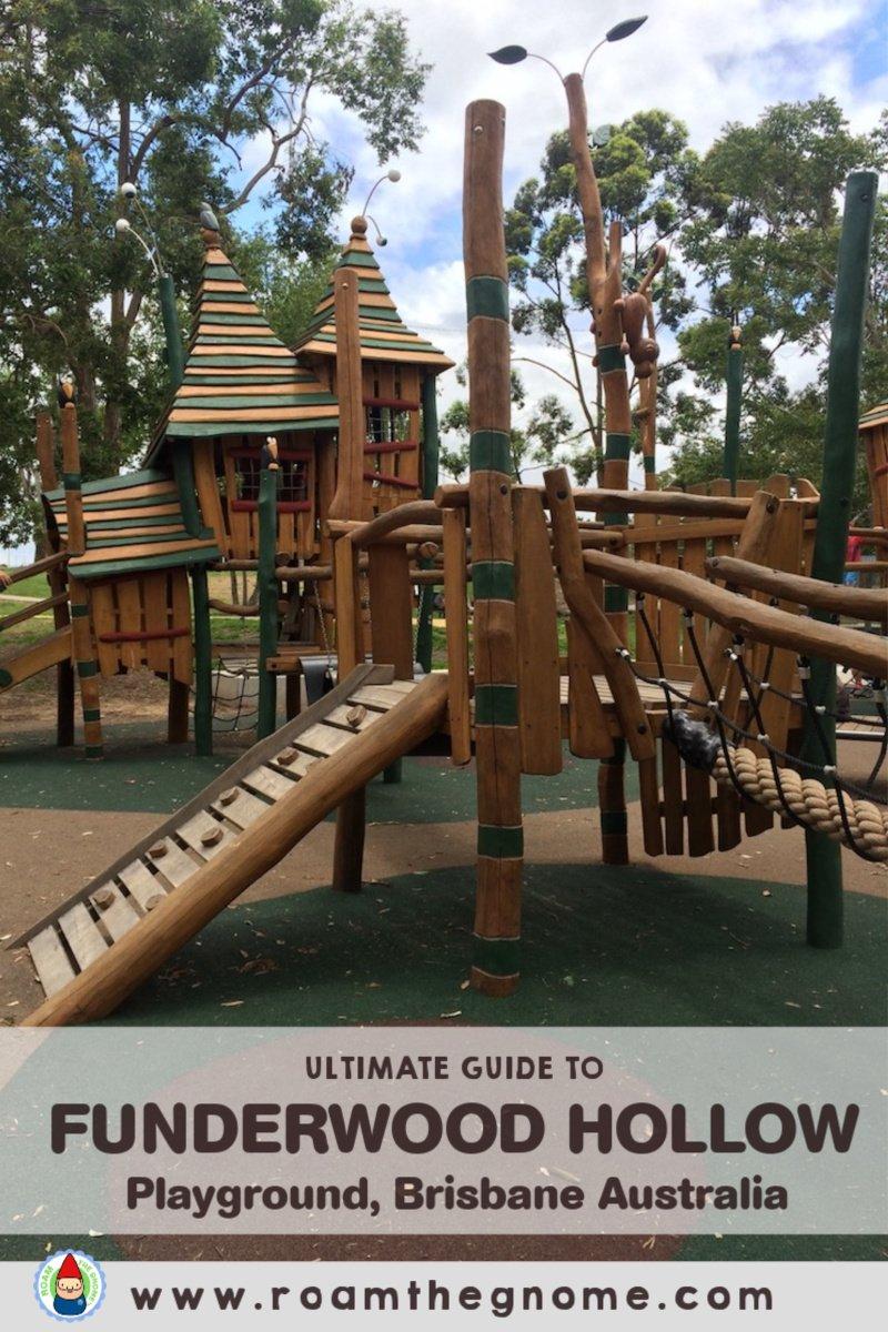 PIN funderwood hollow playground brisbane