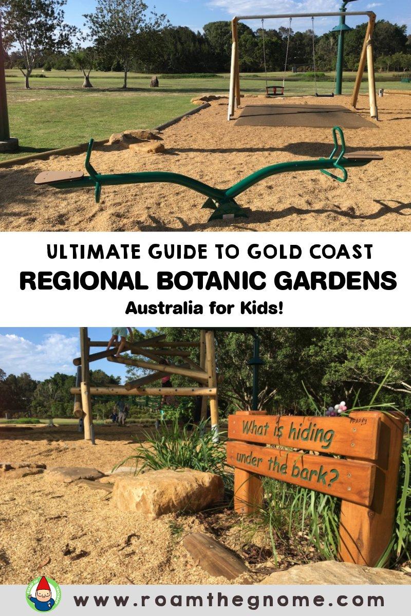 PIN gold coast regional botanic gardens
