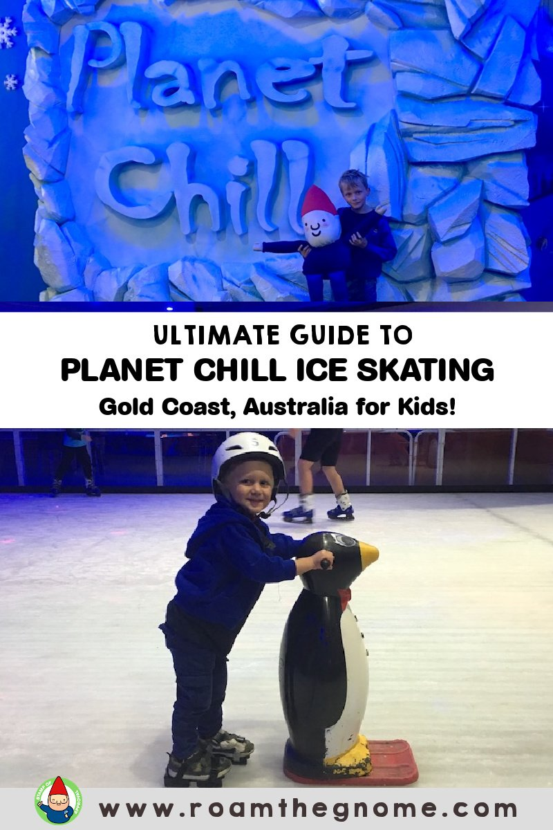 PIN planet chill ice skating