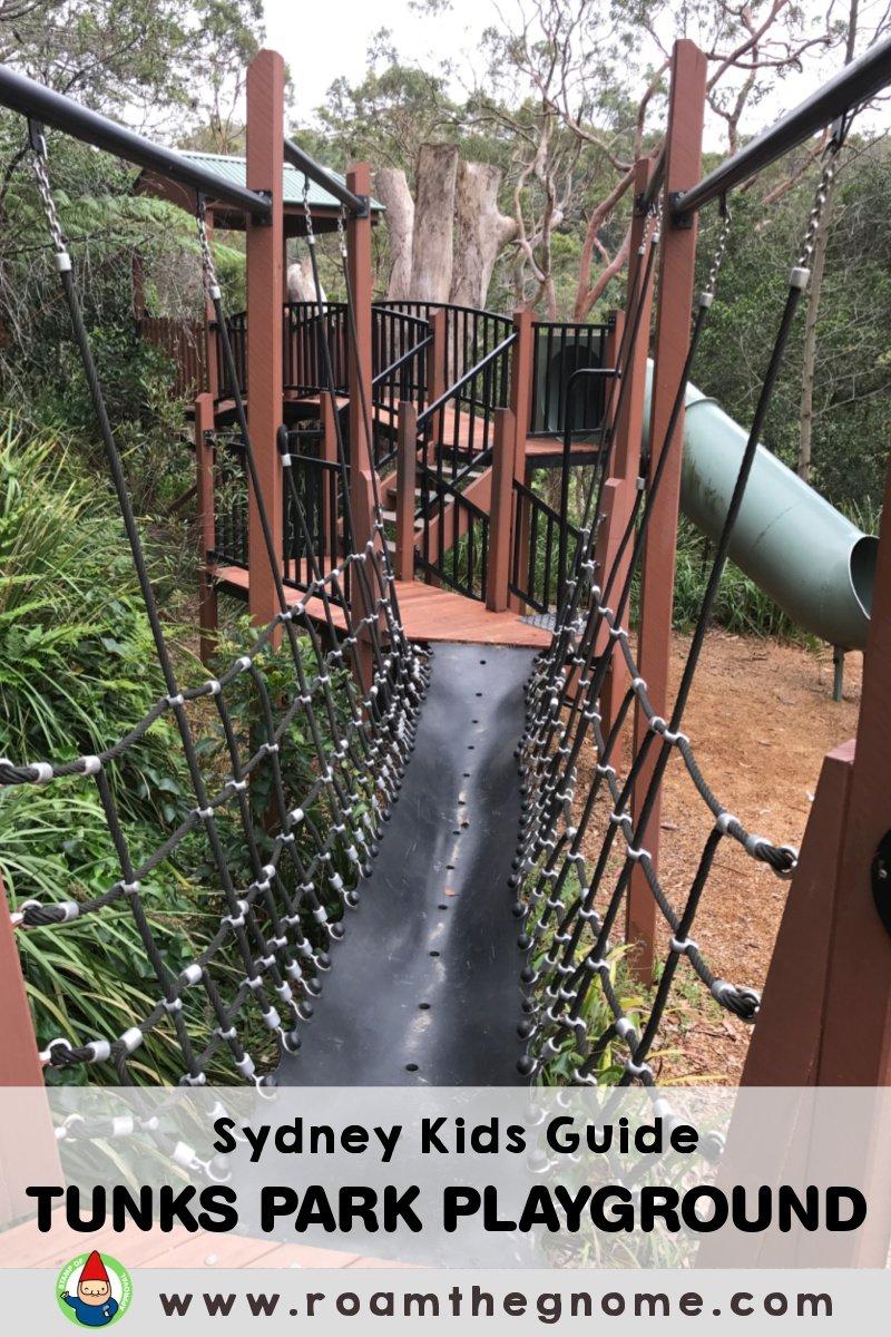 PIN tunks park playground