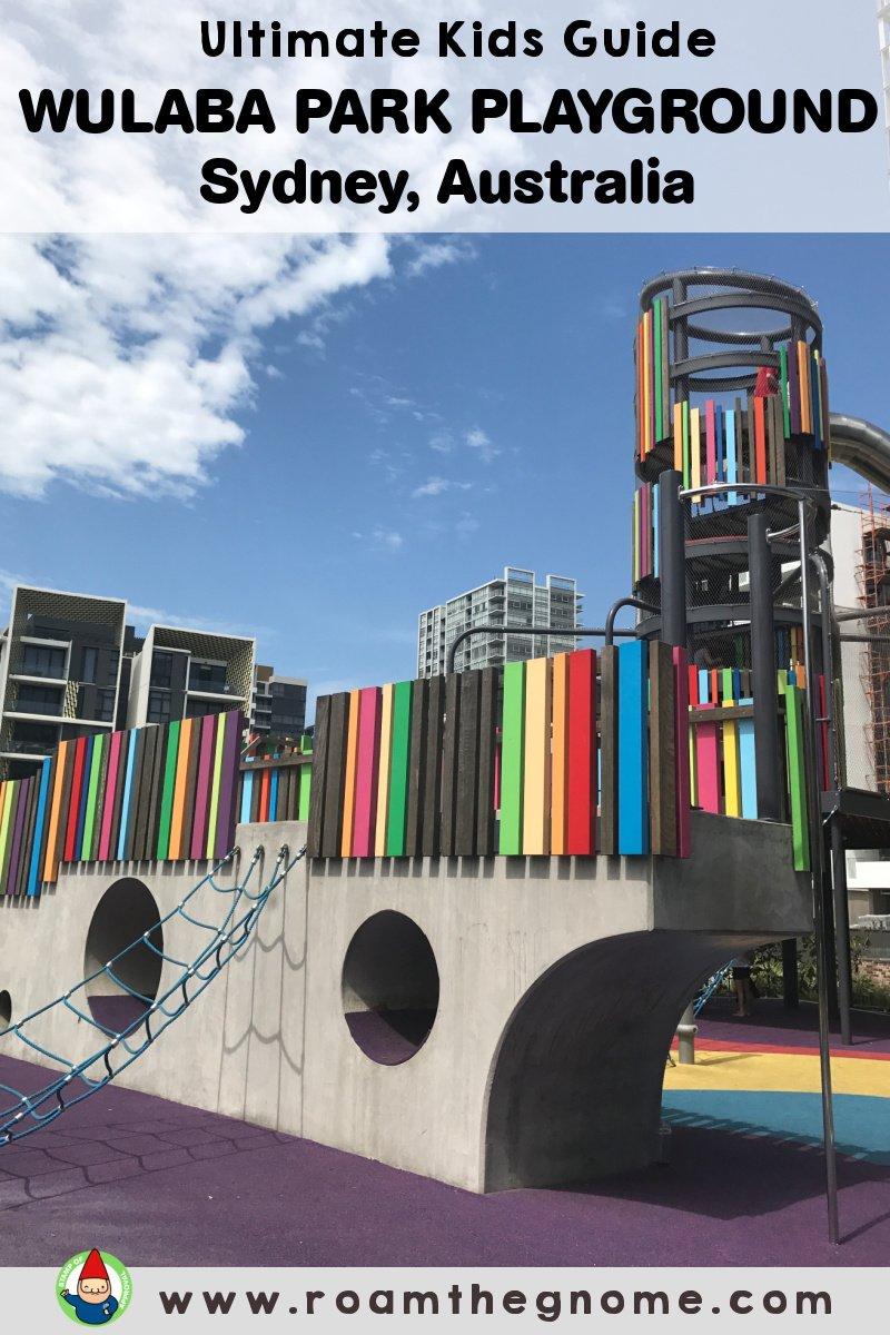 PIN wulaba park playground