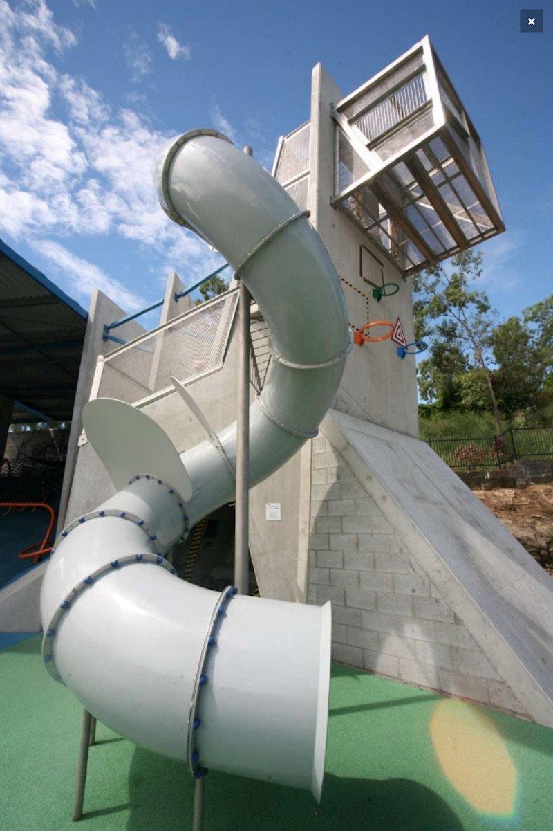 Photo Frew Park Milton playground by Playworks