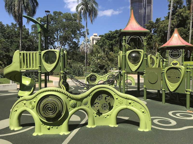 brisbane botanic garden playground design pic
