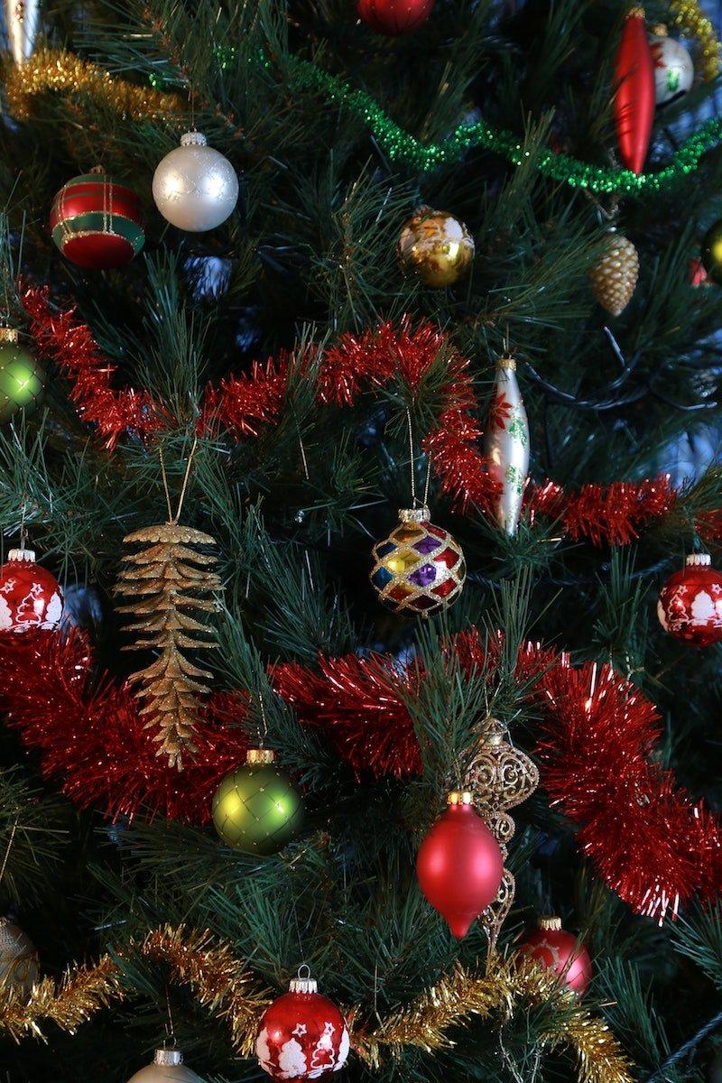 christmas tree by nareeta-martin