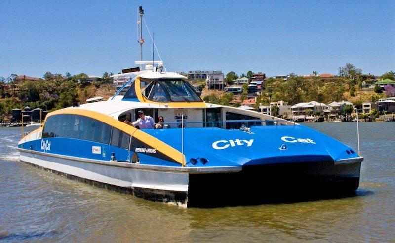 city cat ferry by john