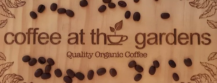 coffee at the gardens gold coast regional botanic gardens logo pic