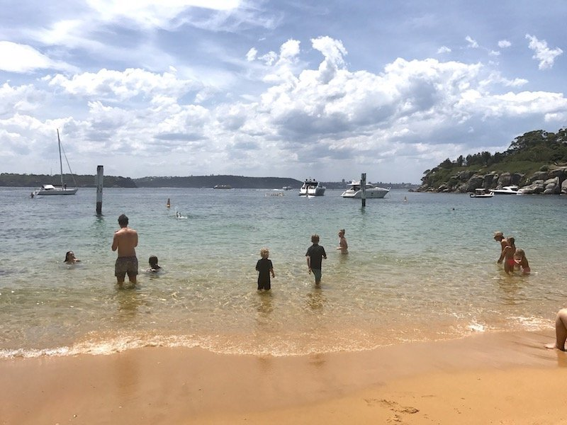 photo - camp cove beach sydney view of water