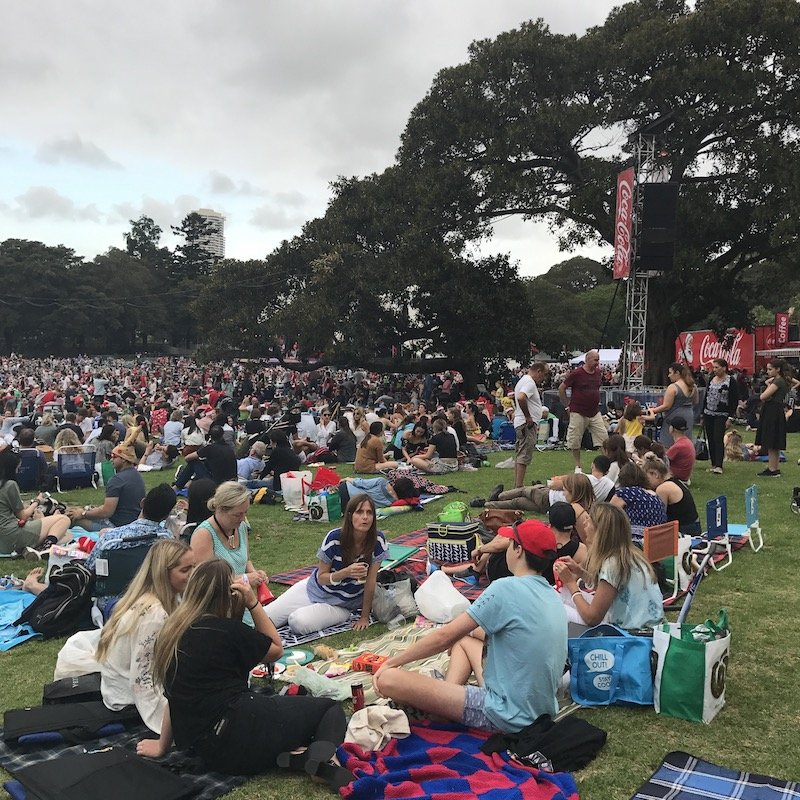 Woolworths Christmas In The Domain 2020 SYDNEY CHRISTMAS CAROLS IN THE DOMAIN 2020   QUICK GUIDE