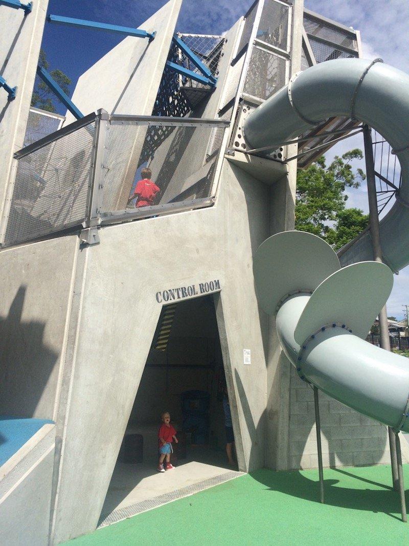 photo - frew park milton playground Frew Park Milton Qld