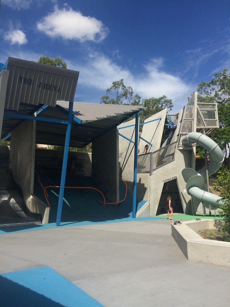 photo - frew park milton playground Frew Park Milton brisbane