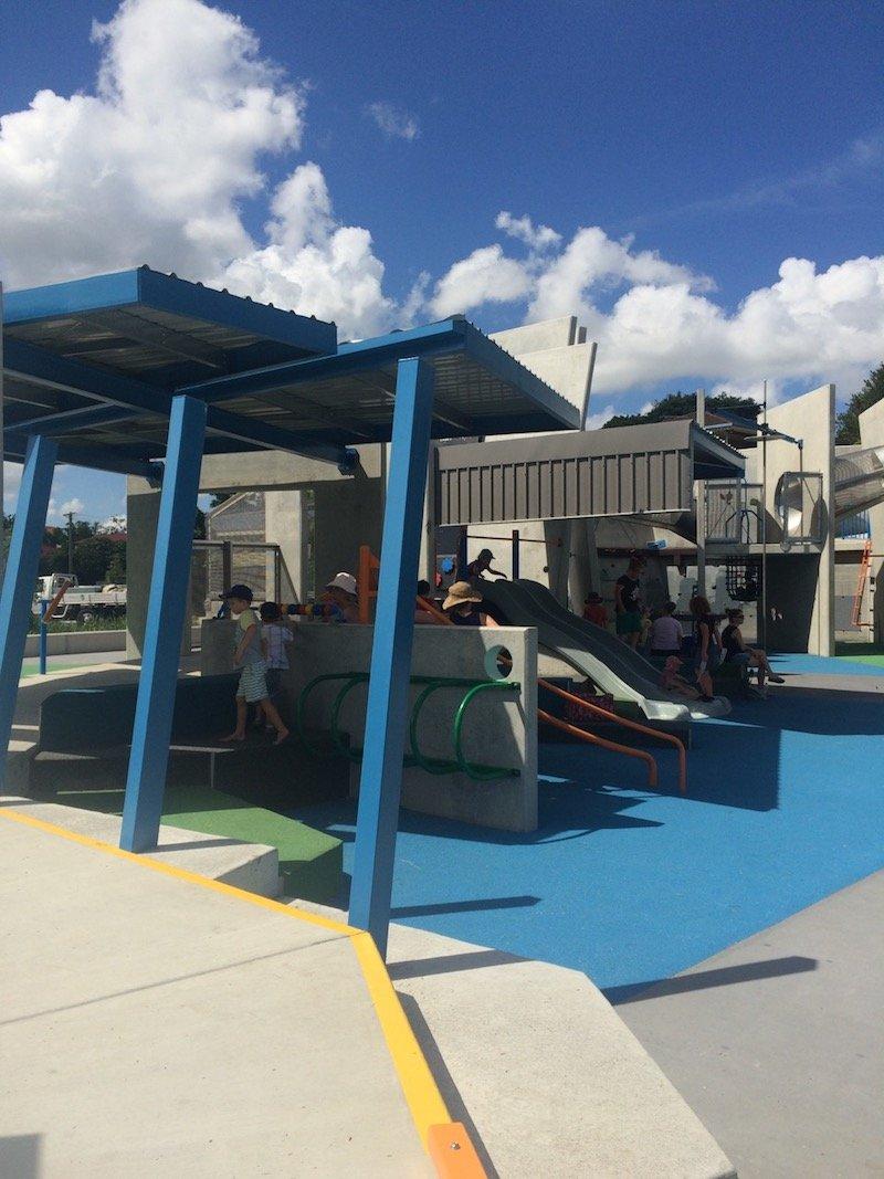 photo - frew park milton playground Frew Park Milton kids playground