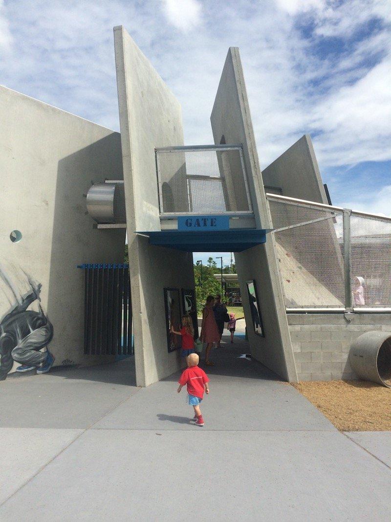 photo - frew park milton playground Frew Park Milton