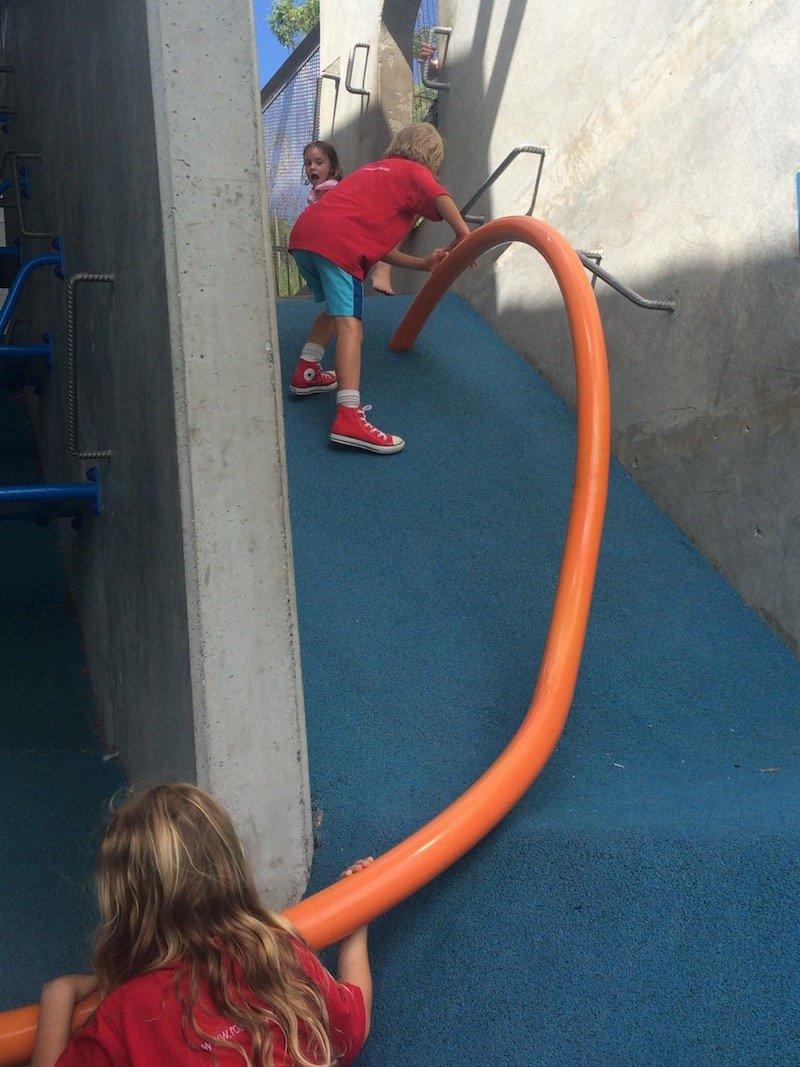 photo - frew park milton playground Frew Park Milton_handrail