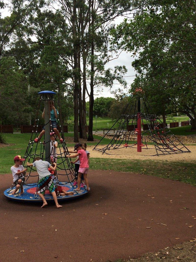 photo - funderwood hollow playground equipment