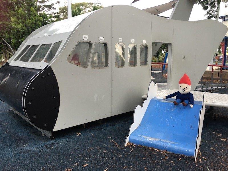 photo - lobley park ipswich aircraft slide