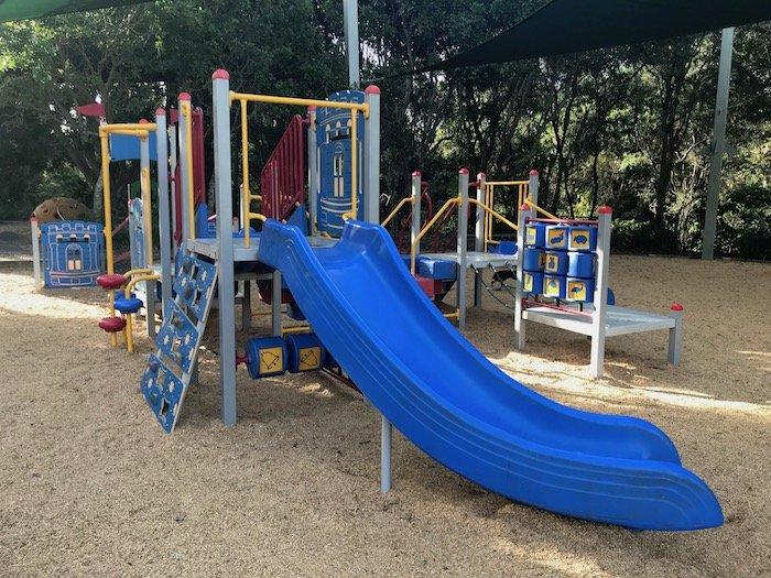 photo - parklake park maudsland toddler fort