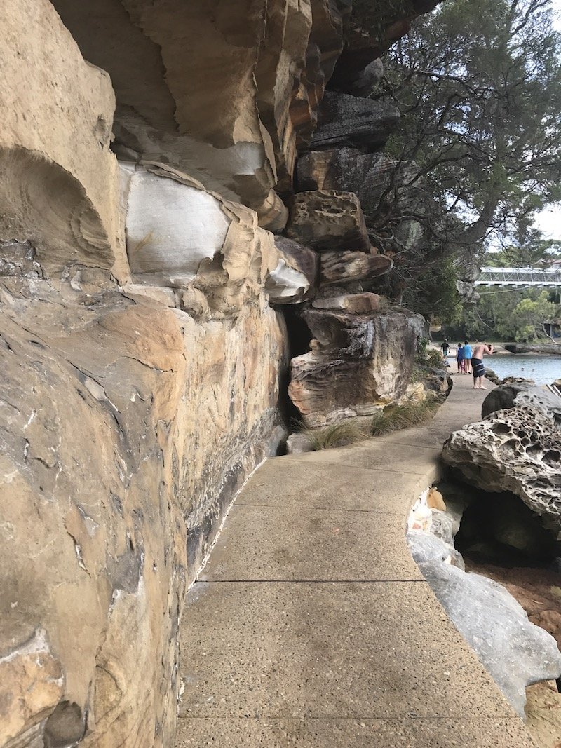 photo - parsley bay beach walk