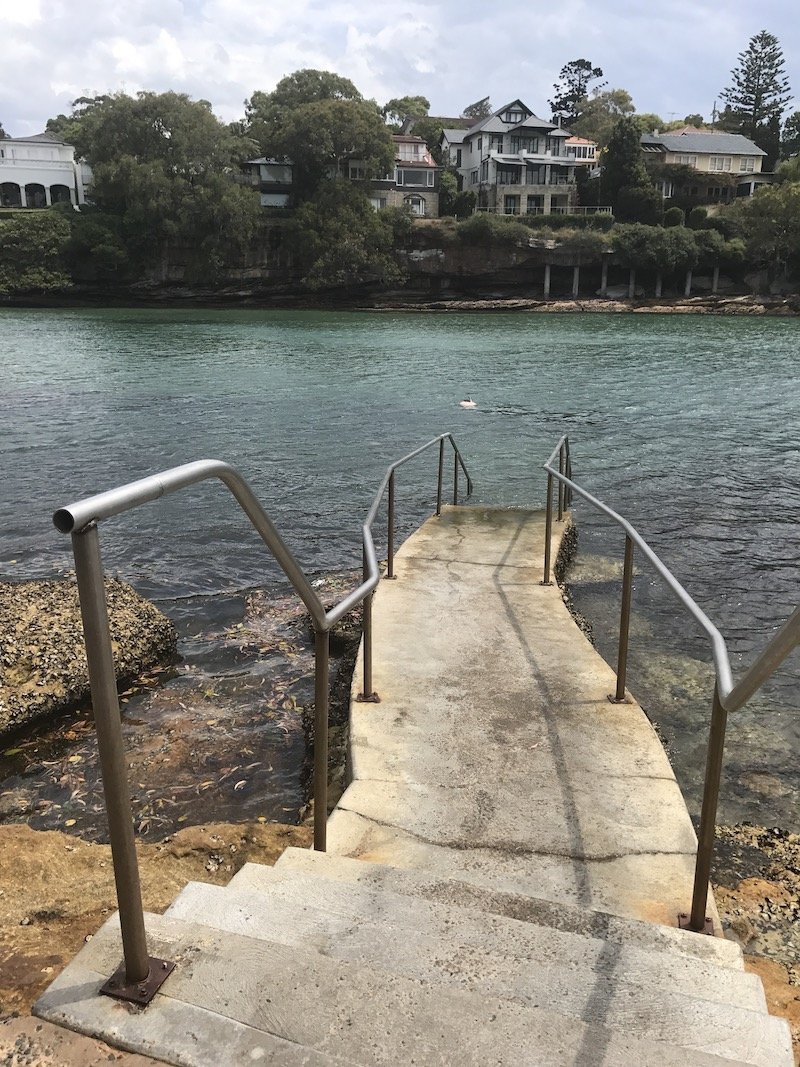 photo - parsley bay sydney access