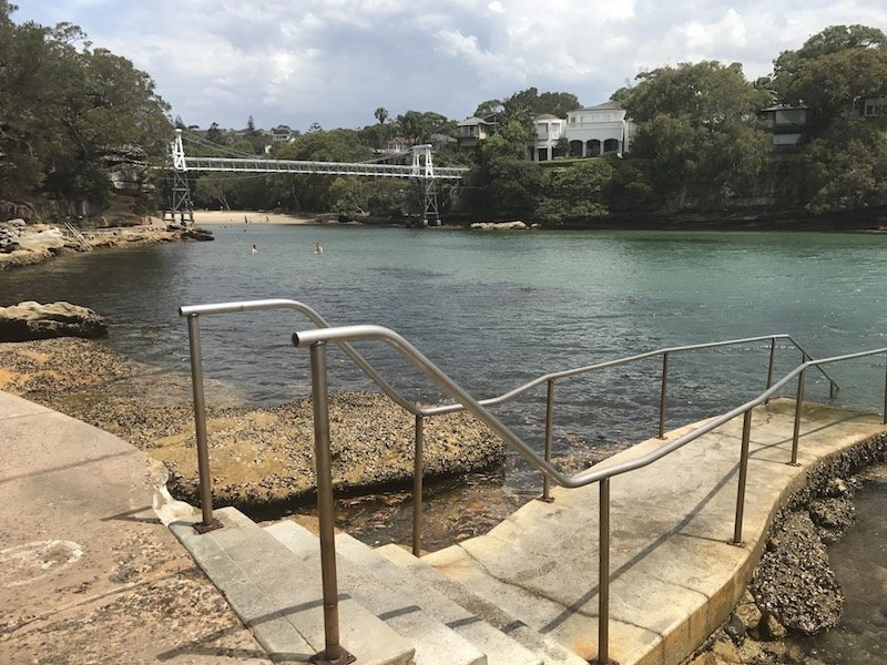 photo - parsley bay sydney ramp