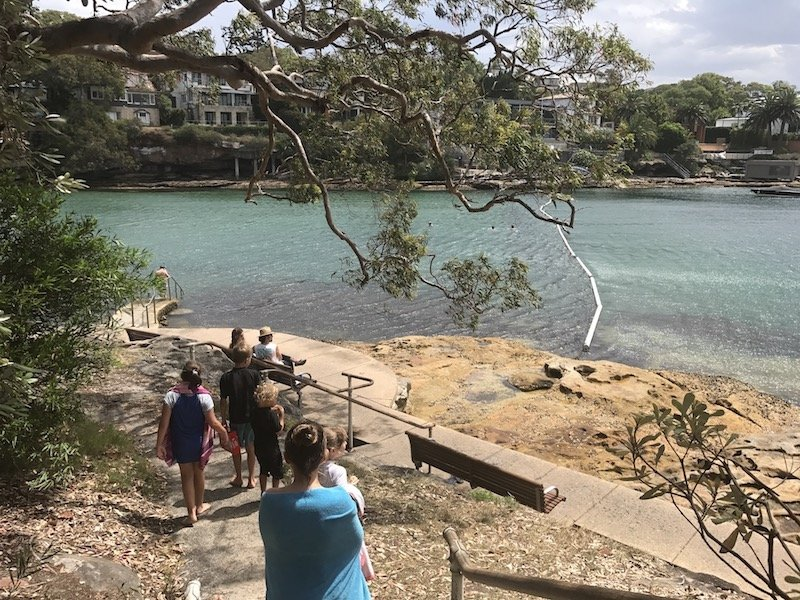 photo - parsley bay view