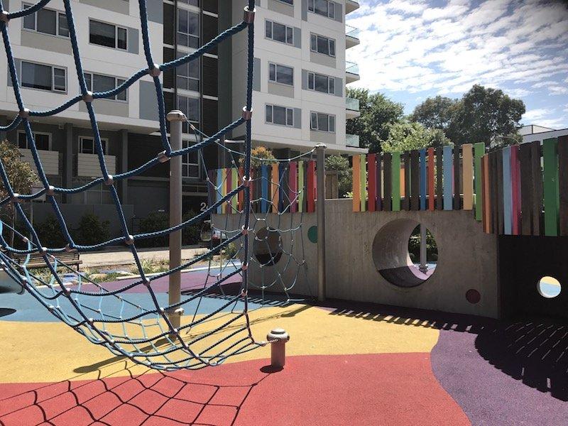photo - wulaba park playground view exterior