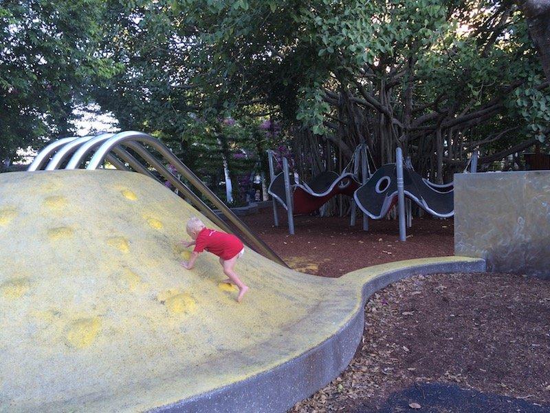 picnic island green playground southbank pic