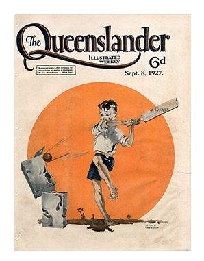 queenslander poster