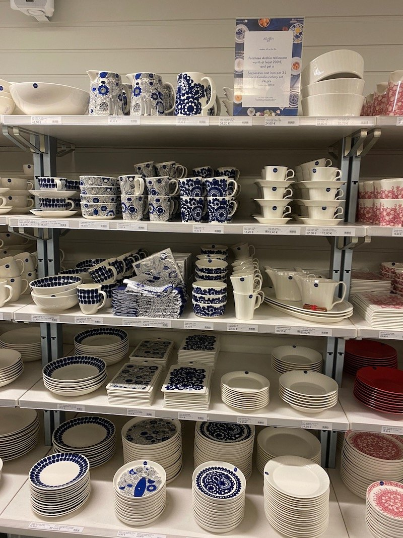 Image - Iittala arabia outlet store finland