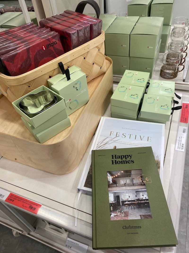 Image - Iittala outlet store finland christmas