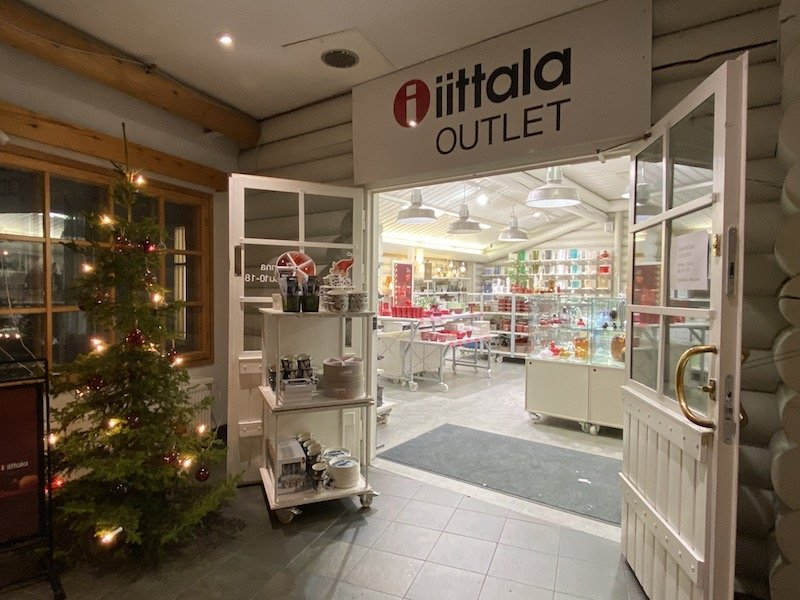 Image - Iittala outlet store finland header