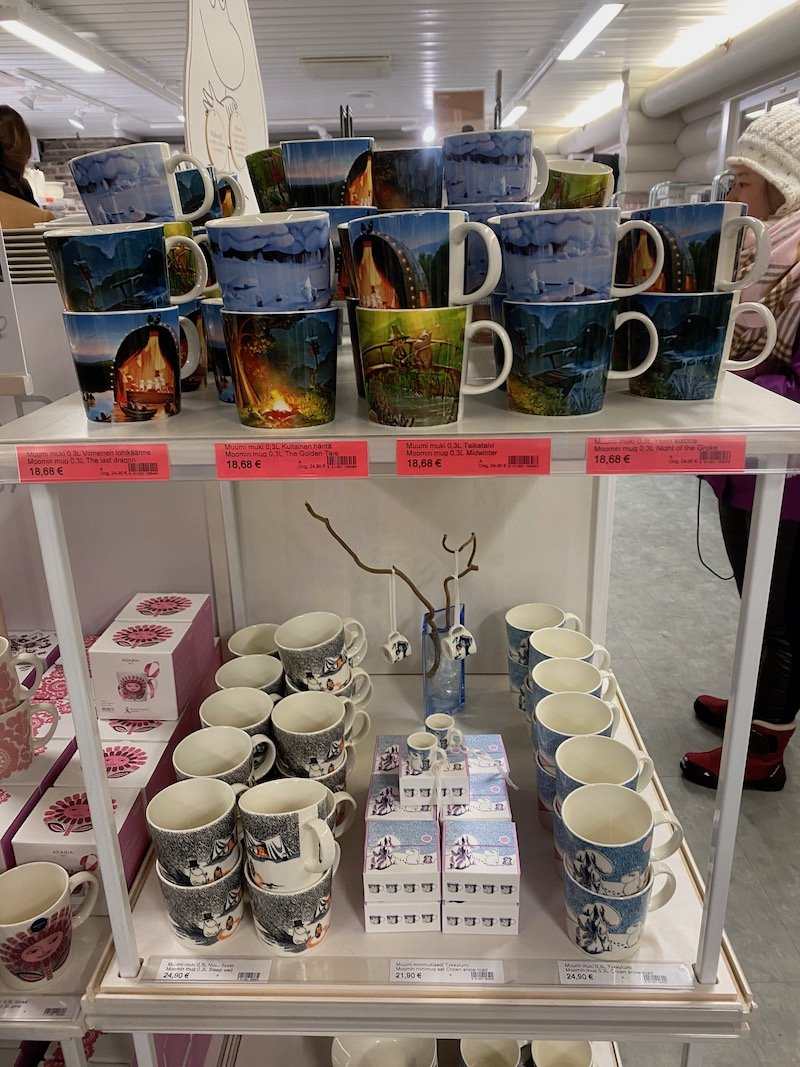 Image - Iittala outlet store finland moomin mugs