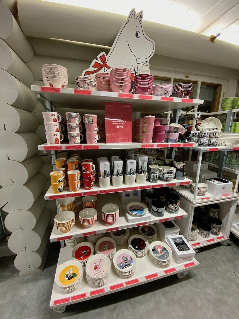Image - Iittala outlet store finland moomin sale