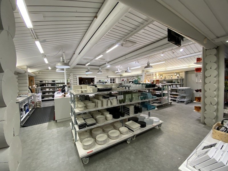 Image - Iittala outlet store finland