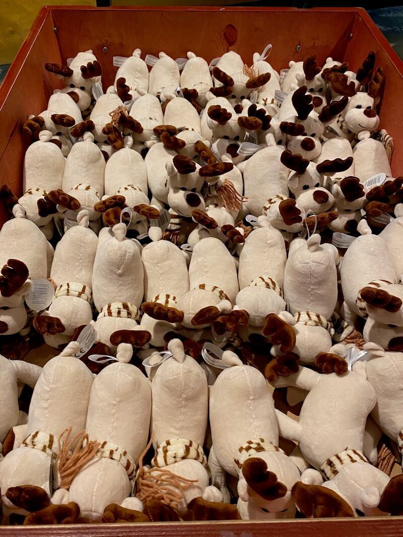 Image - Santa Park Rovaniemi reindeer toys