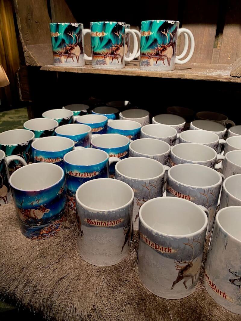 Image - Santa Park Rovaniemi souvenir mugs