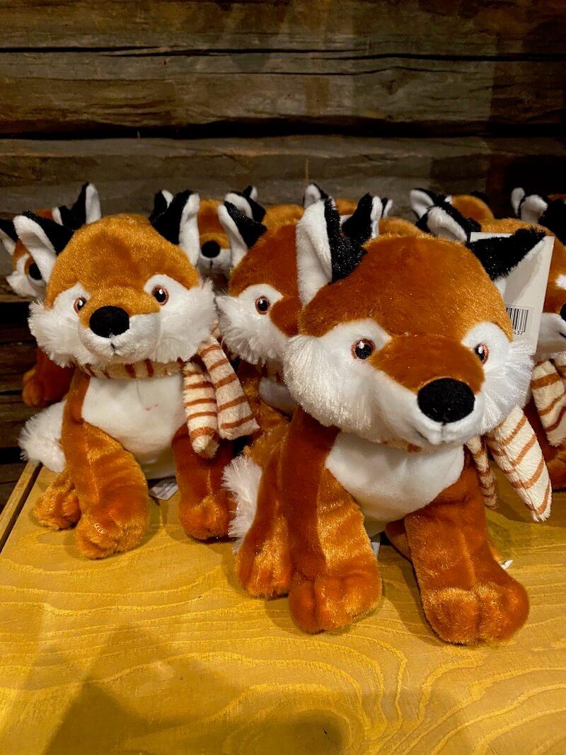 Image - Santa Park red fox toys