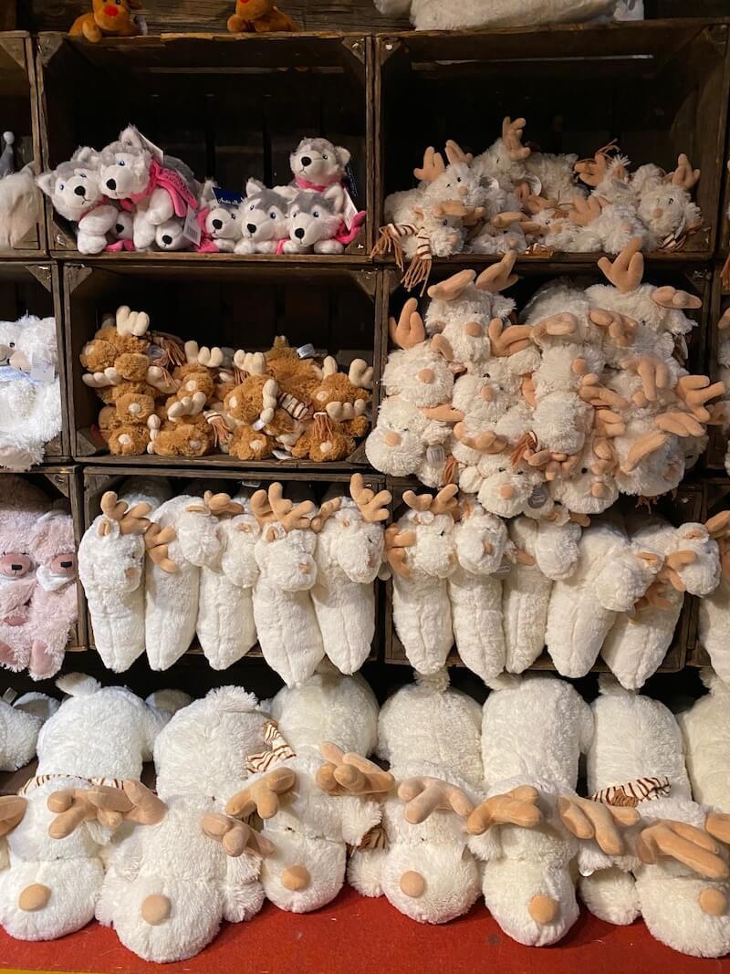 Image - Santa Park shop plush toys