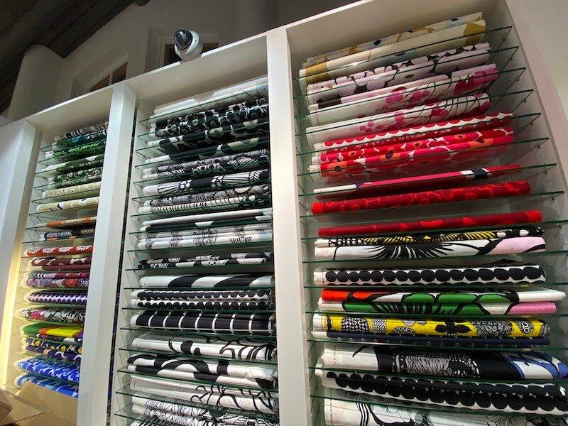 Image - marimekko outlet store fabric 2