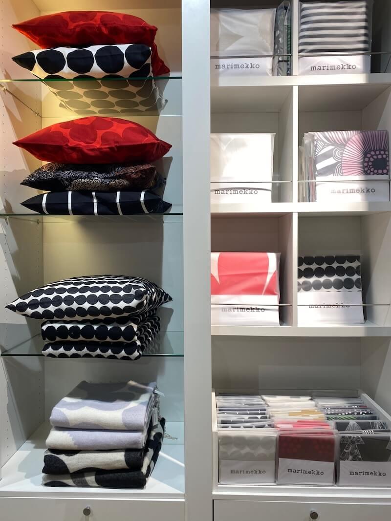Image - marimekko outlet store finland pillows