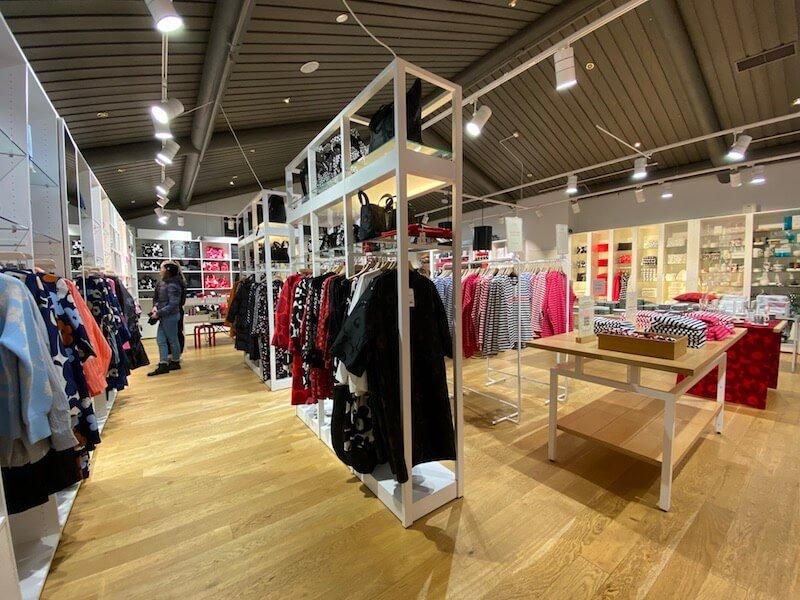 Image - marimekko outlet store finland santa village