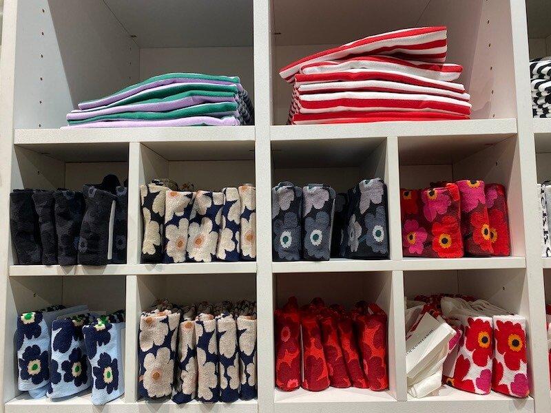 Image - marimekko socks