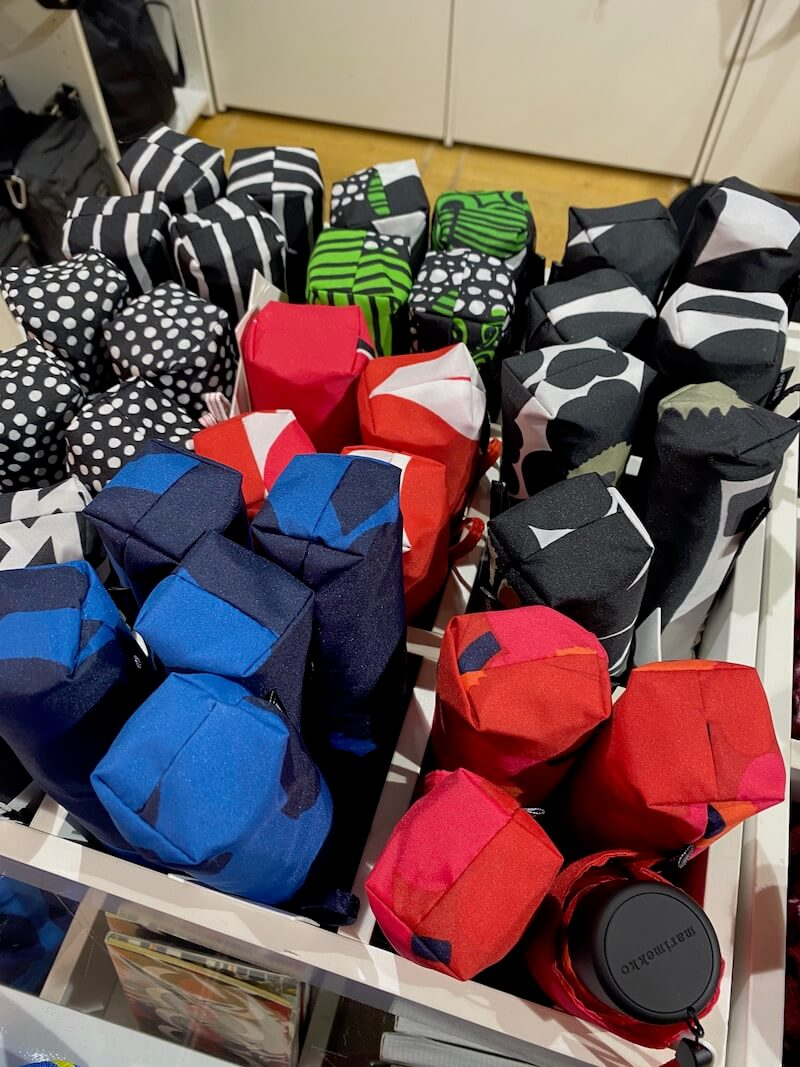 Image - marimekko umbrellas