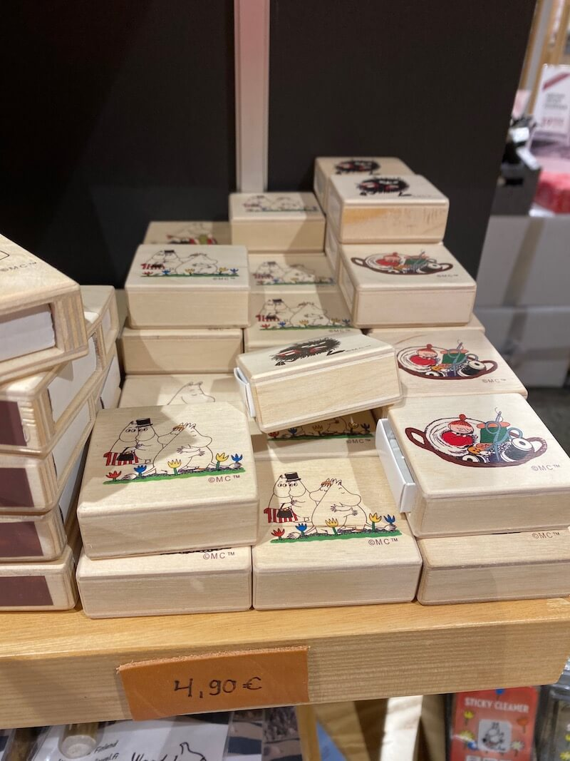 Image - marttiini finnish products moomin needlecases