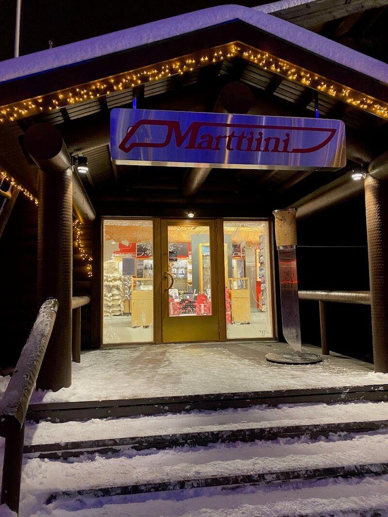 Image - marttiini shop entrance