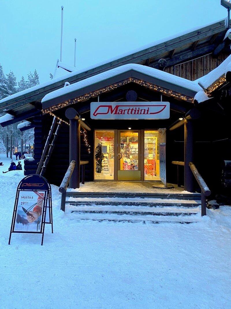 Image - marttiini store finland