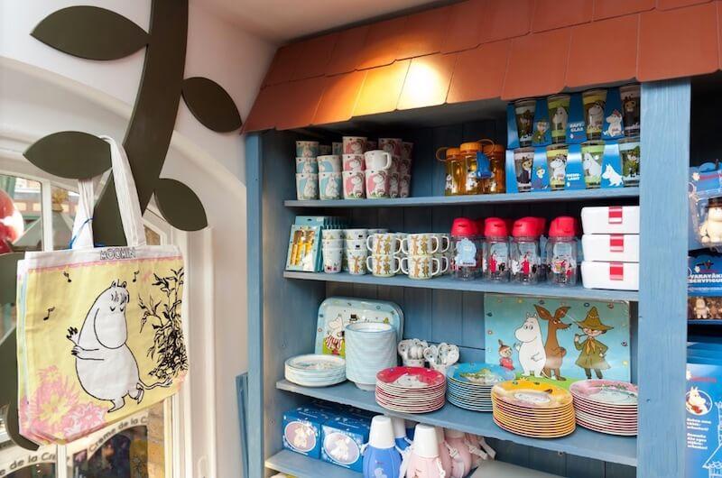 image - Moomin shop london covent garden