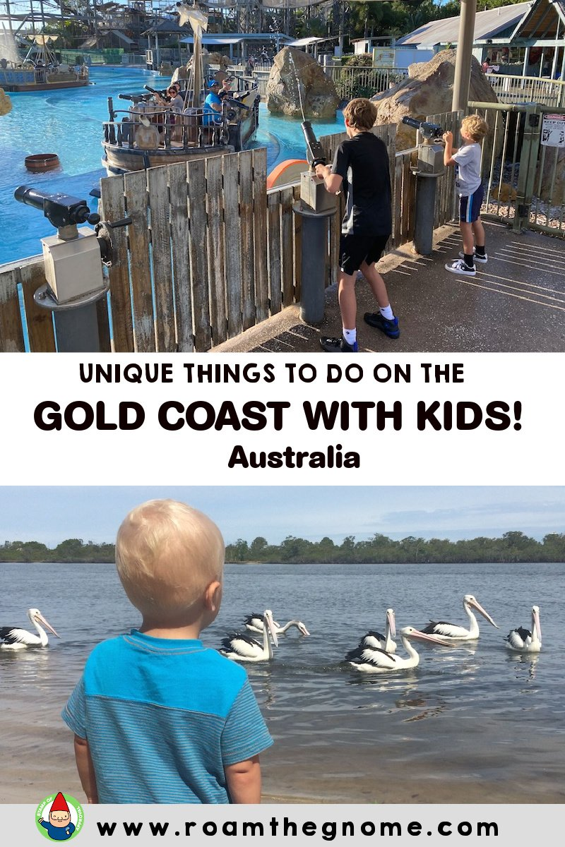 PIN 20 UNIQUE THINGS TO DO ON THE GOLD COAST KIDS