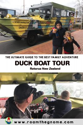 5 BEST THINGS TO DO ON ROTORUA DUCK TOURS
